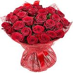 Bouquets of roses - flowers and bouquets on roza.zp.ua