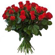 """""""35 красных роз"""" в интернет-магазине цветов roza.zp.ua"""