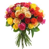 """Bouquet of 41 roses"" in the online flower shop roza.zp.ua"