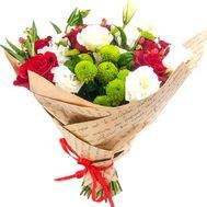 """Designer bouquet"" in the online flower shop roza.zp.ua"