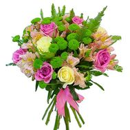 """Original bouquet of flowers"" in the online flower shop roza.zp.ua"