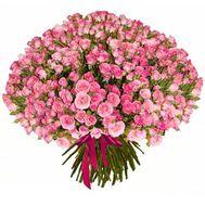151 кустовая роза - цветы и букеты на roza.zp.ua