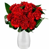 Author''s bouquet of carnations - flowers and bouquets on roza.zp.ua