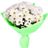 White camomiles in a bouquet - flowers and bouquets on roza.zp.ua