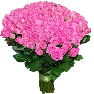"""""""201 pink rose!"""" in the online flower shop roza.zp.ua"""