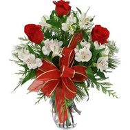 New Year''s bouquet - flowers and bouquets on roza.zp.ua