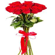 Classic bouquet of imported roses - flowers and bouquets on roza.zp.ua