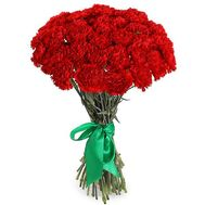 Beautiful bouquet of carnations - flowers and bouquets on roza.zp.ua