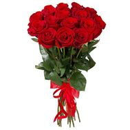 Red imported roses in Zaporozhye - flowers and bouquets on roza.zp.ua