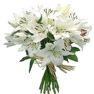 """Buy lilies"" in the online flower shop roza.zp.ua"