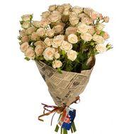 Кустовые розы в Запорожье - цветы и букеты на roza.zp.ua