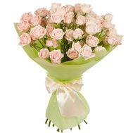 Милый букетик кустовых роз - цветы и букеты на roza.zp.ua