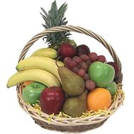 Amazing fruit basket - flowers and bouquets on roza.zp.ua