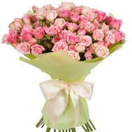 Удивительно нежный букет роз - цветы и букеты на roza.zp.ua