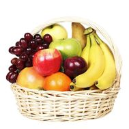 Delicious fruit basket - flowers and bouquets on roza.zp.ua