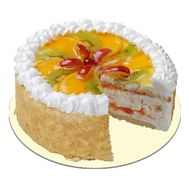 """Fruit cake"" in the online flower shop roza.zp.ua"