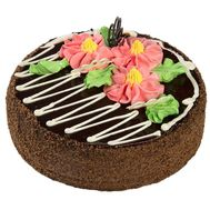 1 kg cake - flowers and bouquets on roza.zp.ua