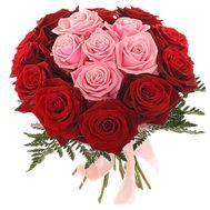 Букет для коханої - цветы и букеты на roza.zp.ua