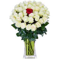 Для единственной - цветы и букеты на roza.zp.ua