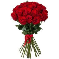 An unusual bouquet of imported roses - flowers and bouquets on roza.zp.ua