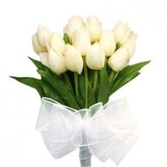 Bouquet of 17 Tulips - flowers and bouquets on roza.zp.ua
