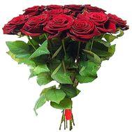 """""""Букет из 11 красных роз"""" в интернет-магазине цветов roza.zp.ua"""
