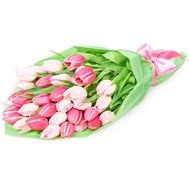 """""""Букет из 31 тюльпана"""" в интернет-магазине цветов roza.zp.ua"""