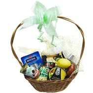 """Grocery Gift Basket"" in the online flower shop roza.zp.ua"