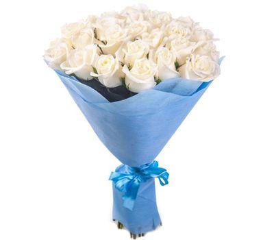"""""""Букет из 35 белых роз"""" в интернет-магазине цветов roza.zp.ua"""