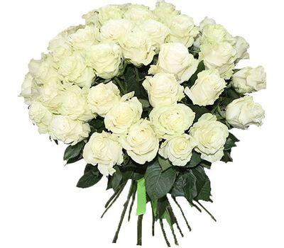 """""""51 белая роза"""" в интернет-магазине цветов roza.zp.ua"""