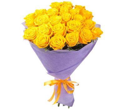"""""""25 желтых роз"""" в интернет-магазине цветов roza.zp.ua"""