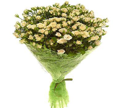 """""""Изящный букет кустовых роз"""" в интернет-магазине цветов roza.zp.ua"""