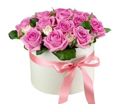 """""""Милая коробочка цветов"""" в интернет-магазине цветов roza.zp.ua"""