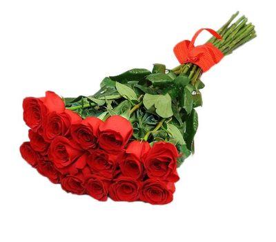 """""""Модный букет импортных роз"""" в интернет-магазине цветов roza.zp.ua"""
