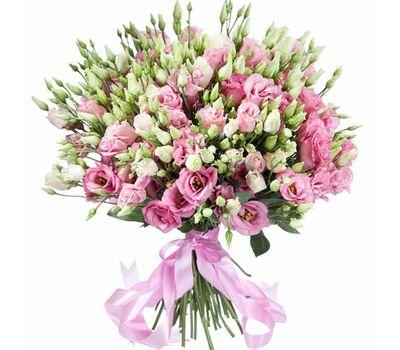 """""""Нежный букет из 51 эустомы"""" в интернет-магазине цветов roza.zp.ua"""