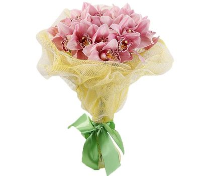 """""""Нежный букет из орхидей"""" в интернет-магазине цветов roza.zp.ua"""