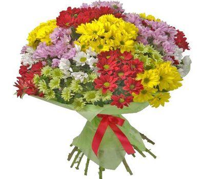 """""""Букет из 25 хризантем"""" в интернет-магазине цветов roza.zp.ua"""