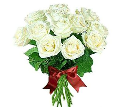 """""""Букет из 15 белых роз"""" в интернет-магазине цветов roza.zp.ua"""