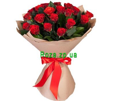 """25 roses el torro"" in the online flower shop roza.zp.ua"