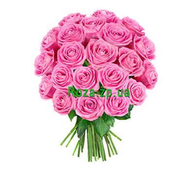"""""""Bouquet of 21 roses"""" in the online flower shop roza.zp.ua"""