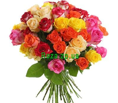 """Bouquet of 35 roses"" in the online flower shop roza.zp.ua"