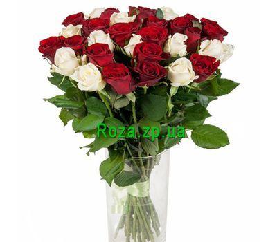 """""""29 красных роз"""" в интернет-магазине цветов roza.zp.ua"""