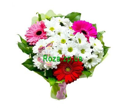 """Lovely bouquet"" in the online flower shop roza.zp.ua"