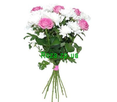 """""""A small bouquet"""" in the online flower shop roza.zp.ua"""