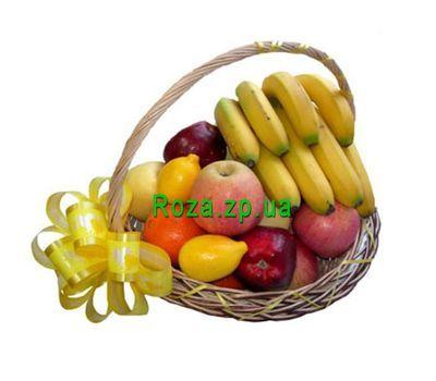 """""""Корзина фруктов для здоровья"""" в интернет-магазине цветов roza.zp.ua"""
