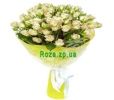 """""""Мелкоцветные розы в букете"""" в интернет-магазине цветов roza.zp.ua"""