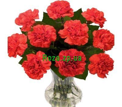"""""""Небольшой букет гвоздик"""" в интернет-магазине цветов roza.zp.ua"""