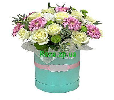 """""""Волшебная коробка цветов"""" в интернет-магазине цветов roza.zp.ua"""