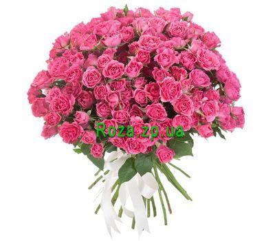 """""""Красивый букет мелкоцветных роз"""" в интернет-магазине цветов roza.zp.ua"""