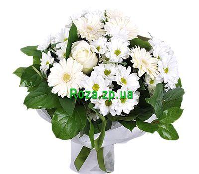 """""""Букет цветов из лилий,хризантем и роз"""" в интернет-магазине цветов roza.zp.ua"""